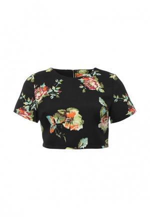 Блуза Urban Bliss. Цвет: разноцветный