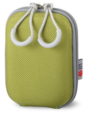 Era Pro EVA Чехол для фотоаппарата EP-010942  9.7х6,5х3,6 см. зел. Цвет: зеленый