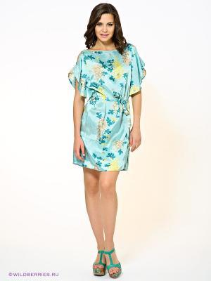 Платье Fairly. Цвет: салатовый