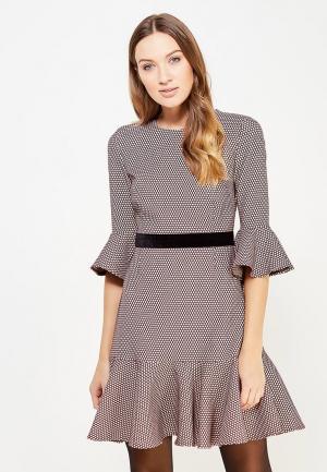 Платье Self Made. Цвет: розовый