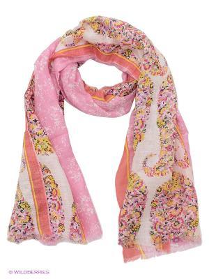 Платок Venera. Цвет: красный, розовый