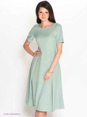 Платье Personage. Цвет: светло-зеленый
