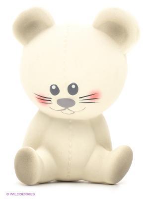Развивающая игрушка Мышка Жозефина Sophie la girafe. Цвет: белый