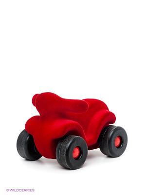 Машинка Скутер Rubbabu. Цвет: темно-красный