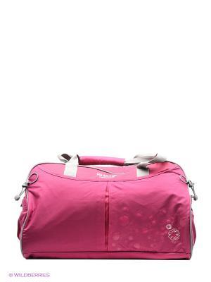 Сумка Polar. Цвет: розовый