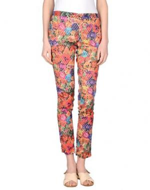 Повседневные брюки ROSEANNA. Цвет: оранжевый
