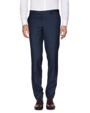 Повседневные брюки ALESSANDRO DELL'ACQUA. Цвет: темно-синий