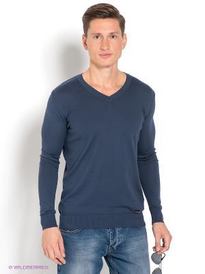 Пуловер Ruck&Maul. Цвет: темно-синий