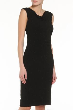 Платье ZERO. Цвет: черный