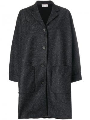 Пальто Paul Kiltie. Цвет: чёрный