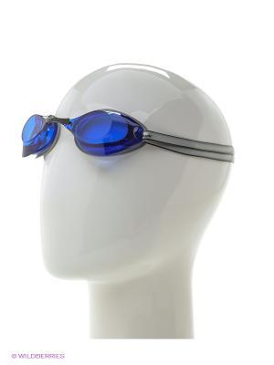 Стартовые очки Turbo Racer II Mad Wave. Цвет: синий