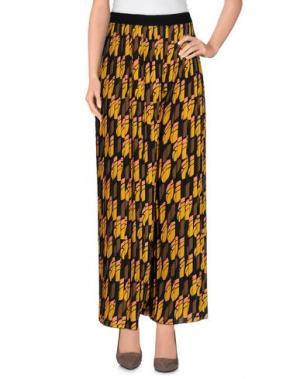 Повседневные брюки BEATRICE. B. Цвет: охра