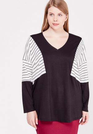 Блуза Svesta. Цвет: черный
