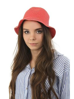 Шляпа Happy Charms Family. Цвет: розовый, золотистый