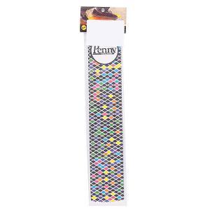 Наклейка на деку  Panel Sticker Diamond 27(68.6 см) Penny. Цвет: черный