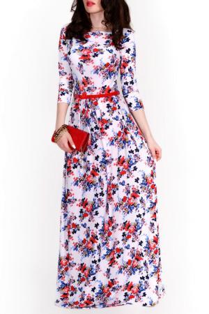 Платье FRANCESCA LUCINI. Цвет: лаванда