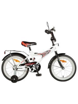 Велосипед 20 TURBO NOVATRACK. Цвет: белый