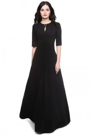 Платье Grey Cat. Цвет: черный