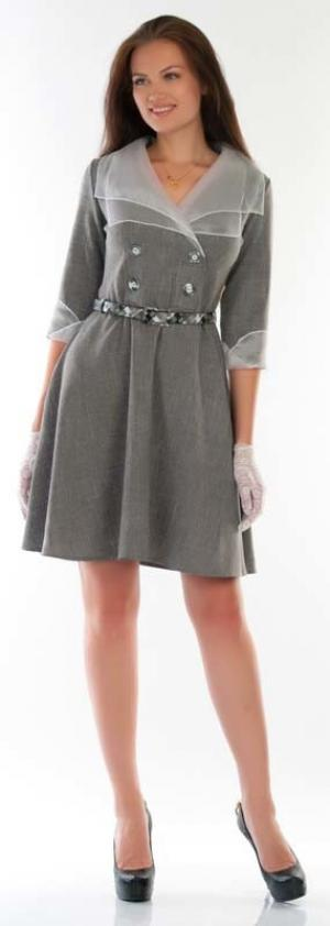 Платье сити Modeleani