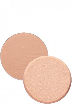 Сменный блок для выравнивающей компактной пудры, оттенок B40 Shiseido. Цвет: бесцветный