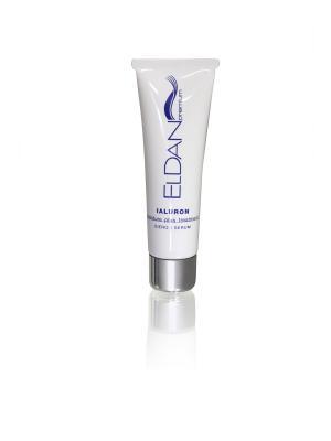 Сыворотка-флюид с гиалуроновой кислотой ELDAN cosmetics. Цвет: белый