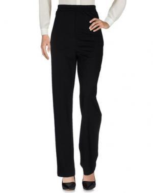 Повседневные брюки LIVIANA CONTI. Цвет: черный