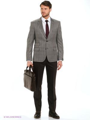 Пиджак btc. Цвет: коричневый
