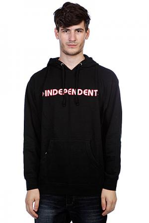 Кенгуру  Bar/Cross Pullover Black Independent. Цвет: черный