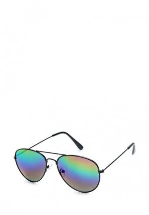 Очки солнцезащитные Acoola. Цвет: черный