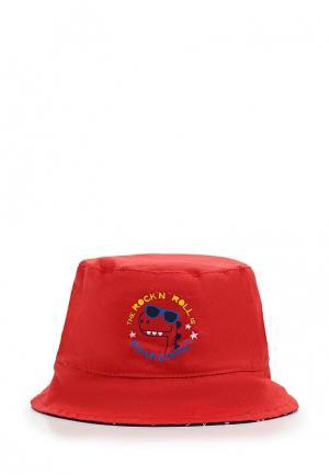 Панама Chicco. Цвет: красный