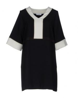 Короткое платье SITA MURT/. Цвет: темно-синий