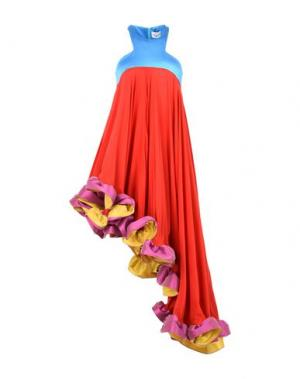 Короткое платье LEITMOTIV. Цвет: красный
