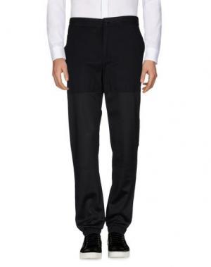 Повседневные брюки LIBERTINE-LIBERTINE. Цвет: черный