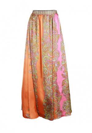 Юбка Sahera Rahmani. Цвет: разноцветный