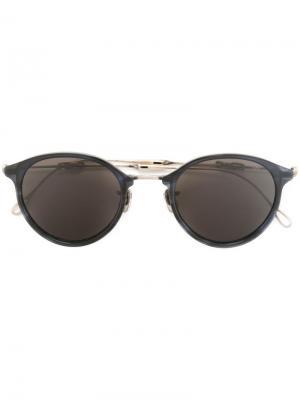 Солнцезащитные очки EV801 Eyevan7285. Цвет: чёрный