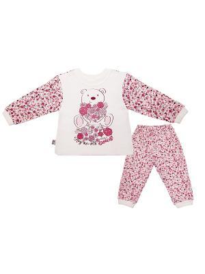 Пижамы Жанэт. Цвет: розовый