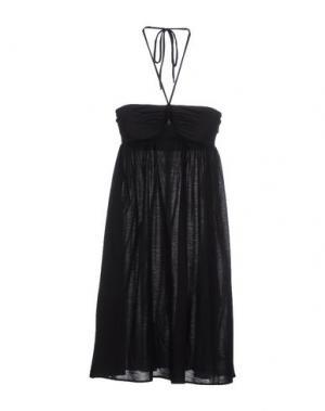 Короткое платье ERES. Цвет: черный