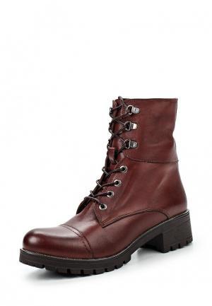 Ботинки Ms Roberta. Цвет: коричневый