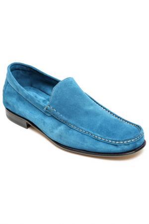Moccasins Del Re. Цвет: blue