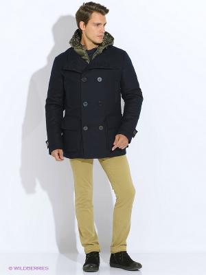 Куртка пуховая DOCTOR E. Цвет: оливковый, синий
