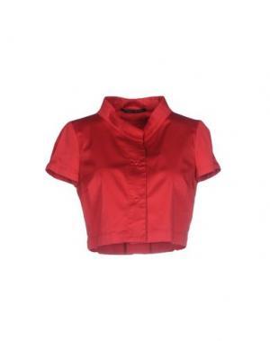 Пиджак ROBERTA SCARPA. Цвет: красный