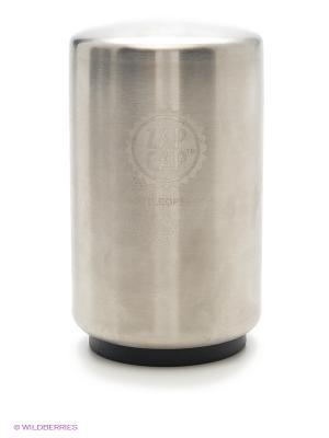 ZapCap, stainless steel открыватель бутылок стальной CELLARDINE. Цвет: серебристый