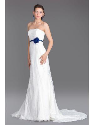 Платье свадебное Jan Steen. Цвет: молочный