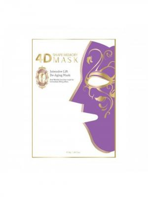 Intensive Lift De-Aging Mask. Антивозрастная лифтинг-маска Huroo. Цвет: фиолетовый