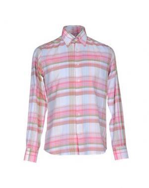 Pубашка PAOLONI. Цвет: розовый