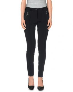Повседневные брюки LUIS CIVIT. Цвет: черный