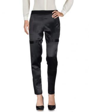 Повседневные брюки ALEXIS. Цвет: черный