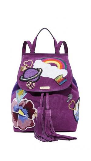 Рюкзак с нашивками Marc Jacobs