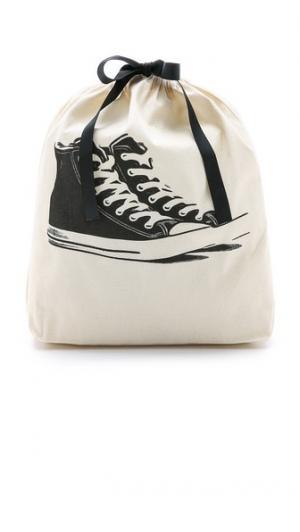 Сумка-органайзер с изображением кроссовок Bag-all