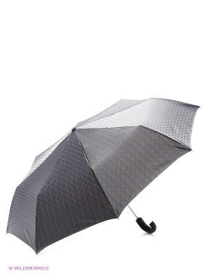 Зонт Stilla s.r.l.. Цвет: темно-серый, черный